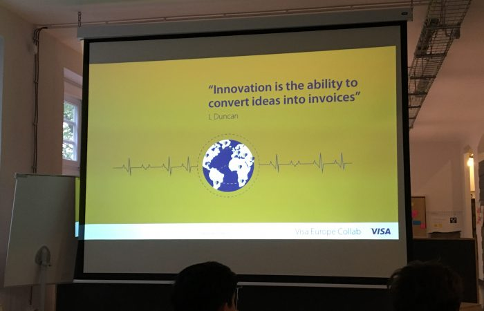 """Innovation is the ability to convert ideas into invoices"""