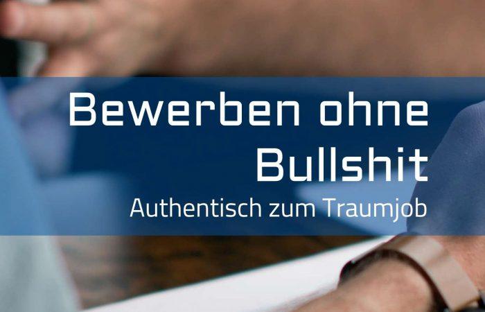 Bewerben ohne Bullshit: Mein persönliches Job-Cockpit – Vorlage zum Download