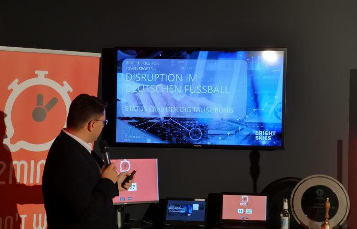 #Disruption im Deutschen Fußball @LSports_de @12min_me #digitalisierung