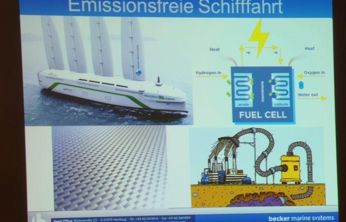 Emissionsfreie Mobilität zu Wasser und zu Lande